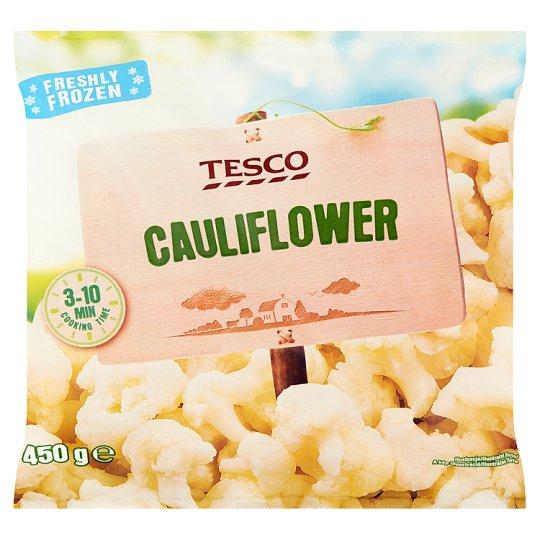 Tesco Cauliflower 450 g