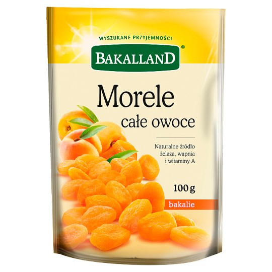 Bakalland Dried Apricots 100 g