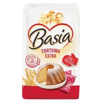 Basia Mąka tortowa extra pszenna typ 405 1 kg