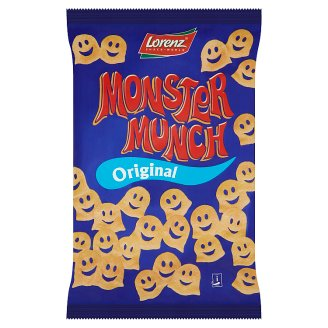 Monster Munch Crispy Potato Snack Salted 100 g