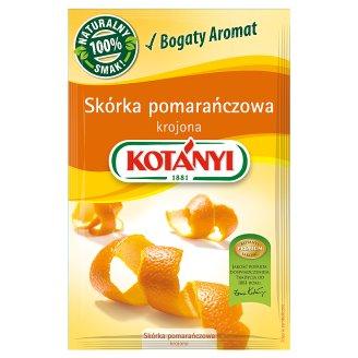 Kotányi Sliced Orange Peel 20 g