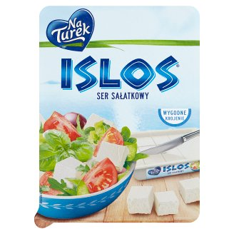 NaTurek Islos Salad Cheese 180 g