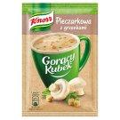 Knorr Gorący Kubek Pieczarkowa z grzankami 15 g