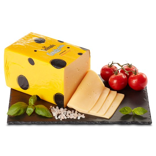 Serenada Sliced Light Gouda Cheese