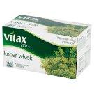Vitax Zioła Koper włoski Herbatka ziołowa 30 g (20 torebek)