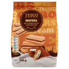 Tesco Wafers with Cream and Cocoa Flavour Filling 300 g