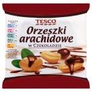 Tesco Orzeszki arachidowe w czekoladzie 80 g