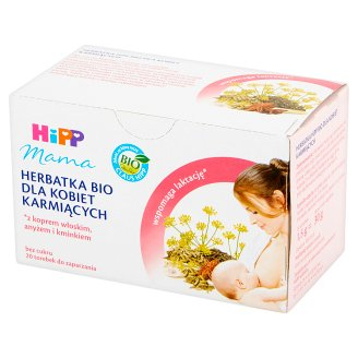 HiPP BIO Mama Tea for Breastfeeding Women 30 g (20 Tea Bags)