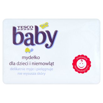 Tesco Baby Soap for Babies 100 g