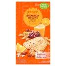 Tesco Muesli & Fruits Ciastka zbożowe 300 g (6 x 50 g)