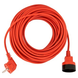 Tesco Value 1 Way Extension Cord PK-1020 Not Earthed 20 m