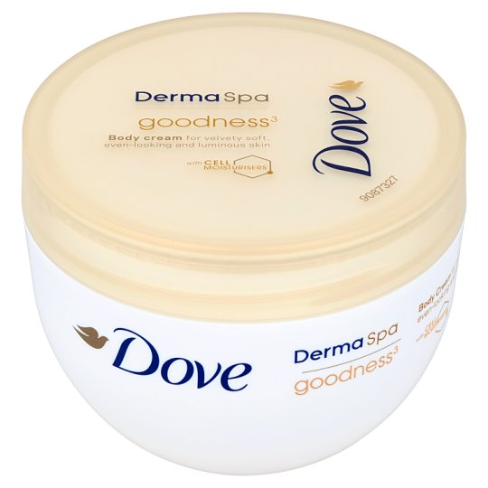 Dove Derma Spa Goodness Body Cream 300 ml