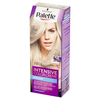 Palette Intensive Color Creme Hair Colorant Frosty Silver Blond C10