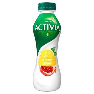 Danone Activia Lemon Pomegranate Yoghurt 280 g