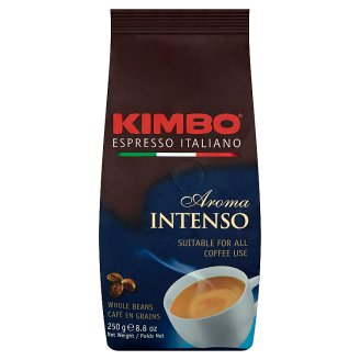 Kimbo Aroma Intenso Coffee Beans 250 g