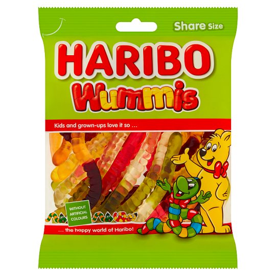 Haribo Wummis Fruit Jellies 200 g