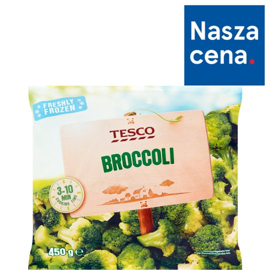 Tesco Broccoli 450 g