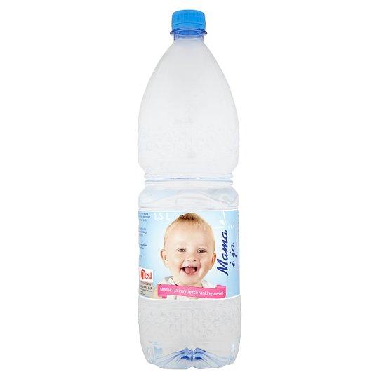Mama i ja Still Spring Water 1.5 L