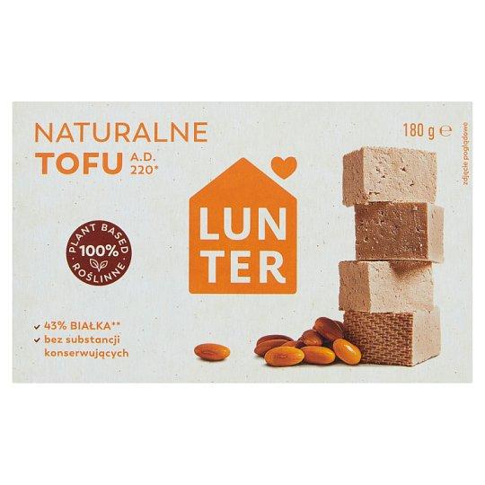 Lunter Natural Tofu 180 g