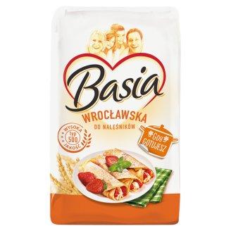 Basia Wrocławska Wheat Flour 500 Type 1 kg