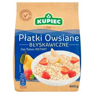 Kupiec Instant Oat Flakes 400 g