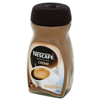 Nescafé Sensazione Créme Instant Coffee 200 g