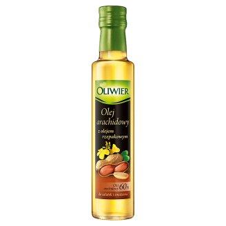 Oliwier Olej arachidowy z olejem rzepakowym 250 ml