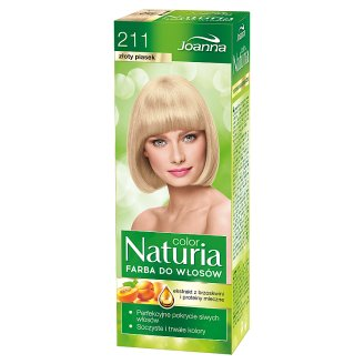 Joanna Naturia color Hair Dye Golden Sand 211