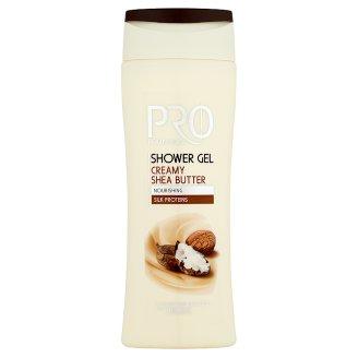 Tesco Pro Formula Creamy Shea Butter Żel pod prysznic 250 ml
