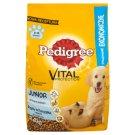 Pedigree Vital Protection Junior Bogaty w kurczaka z ryżem Karma pełnoporcjowa 8,4 kg