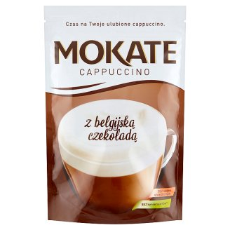 Mokate Caffetteria Cappuccino with Belgian Chocolate 110 g