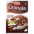 Emco Granola Musli bezglutenowe z czekoladą i migdałami 340 g