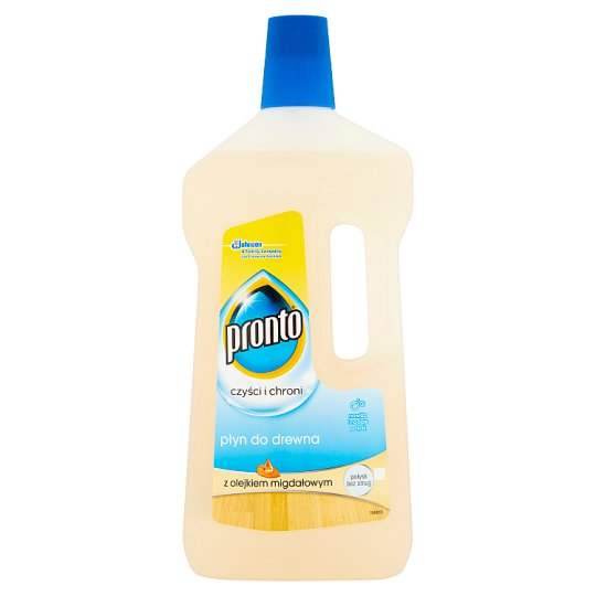 Pronto Liquid for Wood with Almond Oil 750 ml