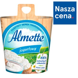Almette Yoghurt Fluffy Cottage Cheese 150 g