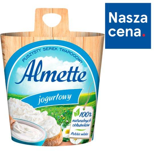 Almette Yoghurt Fluffy Cottage Cheese 150 g