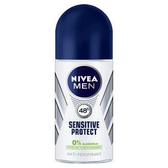 NIVEA MEN Sensitive Protect 48 h Antyperspirant w kulce 50 ml