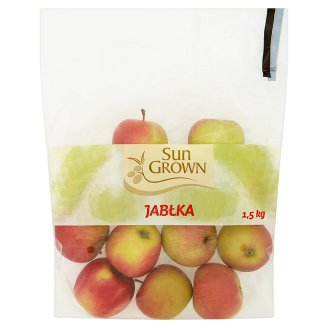 Sun Grown Apples 1.5 kg