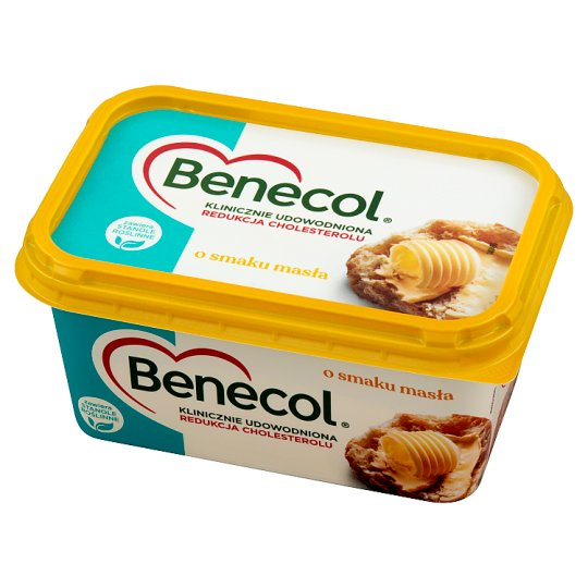 Benecol Butter Flavour Spreads Fat with Plant Stanols 400 g