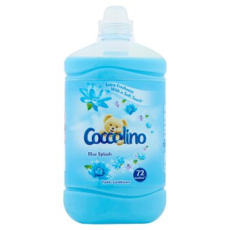 Coccolino Blue Splash Concentrated Fabric Conditioner 1800 ml (72 Washes)