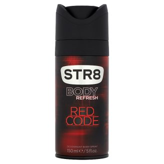 STR8 Body Refresh Red Code Dezodorant w aerozolu 150 ml