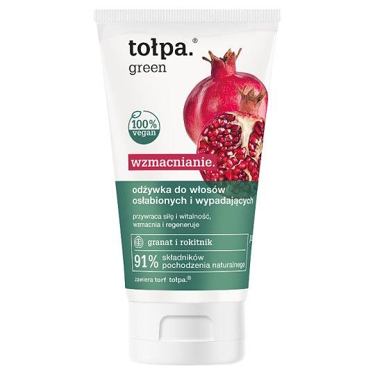 tołpa Green Wzmacnianie Wzmacniająca odżywka do włosów osłabionych 150 ml