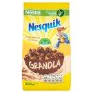 Nestlé Nesquik Płatki śniadaniowe granola 300 g