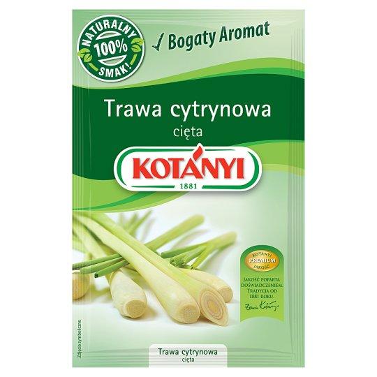 Kotányi Cut Lemon Grass 15 g