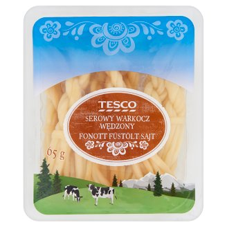 Tesco Smoked Cheese Braid 65 g