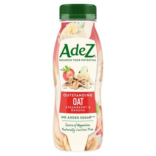 Adez Strawberry & Banana Oat Drink 250 ml