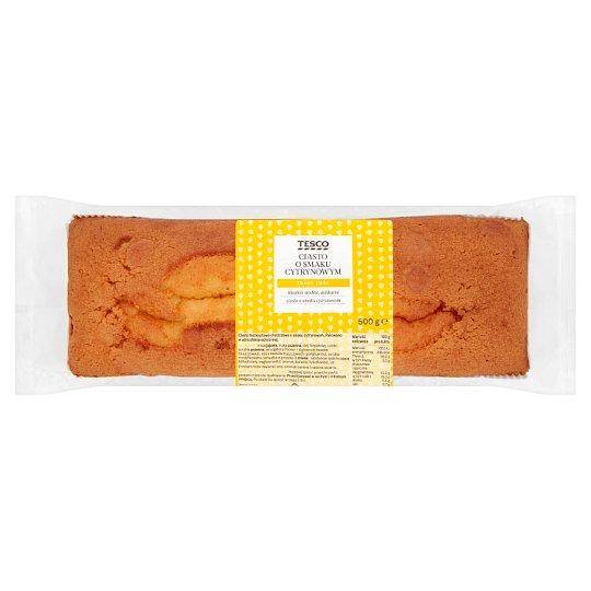 Tesco Ciasto o smaku cytrynowym 500 g