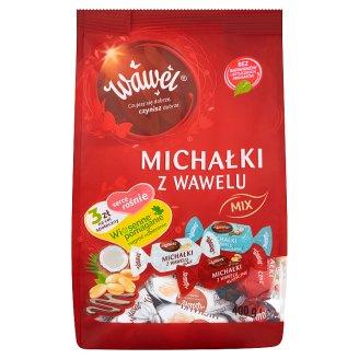 Wawel Michałki z Wawelu Mix Cukierki 400 g