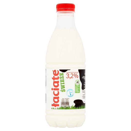 Łaciate Fresh Milk 3.2% 1 L