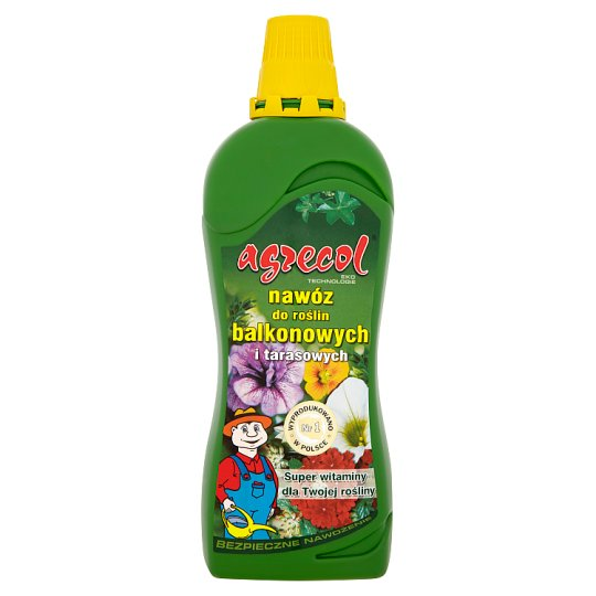 Agrecol Balcony Plants Fertilizer 750 ml