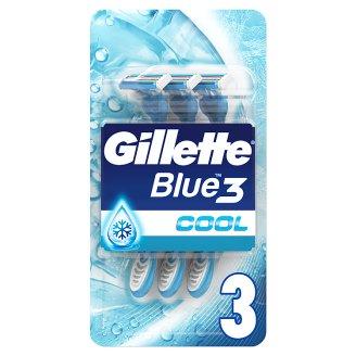 Gillette Blue3 Cool Maszynka jednorazowa z 3ostrzami x 3